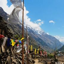 NEPAL MANASLU 2012